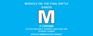 EKFGR Bionicle VIII The Final Battle