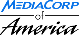 MediaCorp of America logo (2001-2015)
