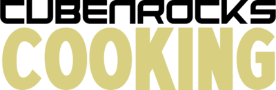 CubenRocks Cooking 2018 logo
