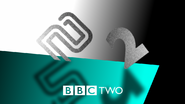 BBC2 Blade ident spoof from THHA22M - Two Blade 2s, one from 79 and one from 91
