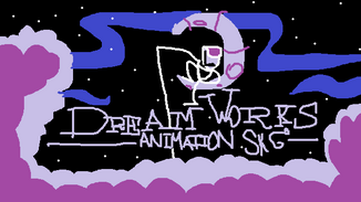 DreamWorks Animation logo from SF2