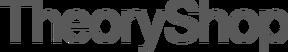 TheoryShop wordmark 2018
