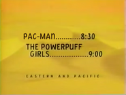 UToons TV next bumper pacman powerpuff girls