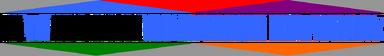 El TV Kadsre Television Network Logo 1996