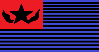 United States of Bottom Flag (1939-1945)