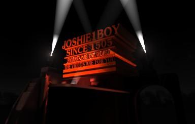 Joshie1boy Promo Concept
