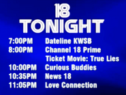 KWSB tonight 1994