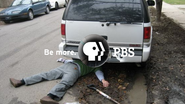 PBS THH22M spoof - Dead person