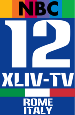 XLIV-TV Logo 1989