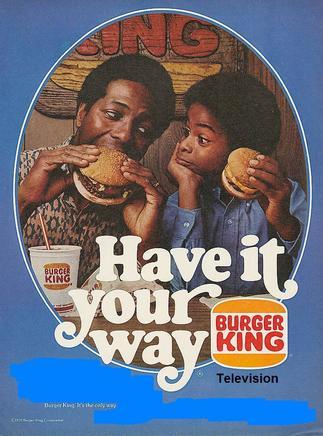 Burger King Television (1975-1979)
