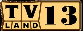 WTVL TV Land 13 logo 2001