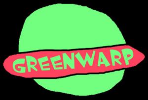 GreenWarp logo
