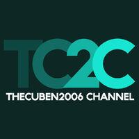 TheCuben2006 Channel Sqaure Logo