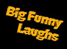 Big Funny Laughs Logo