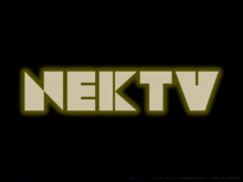 NEKTV ident 1981