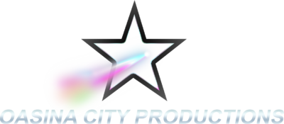 Oasina City Productions 1981 logo