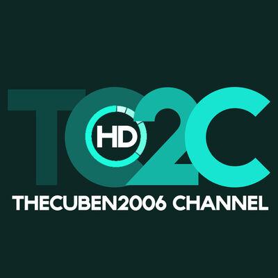 TheCuben2006 Channel Sqaure Logo HD
