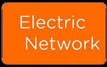 Electric Network Logo Orange