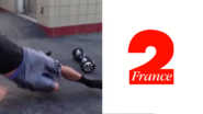 France 2 thha22m ads bumper 1992 - hoverboard fail