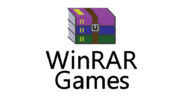 WinRAR Games Logo 2019-present