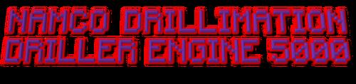Driller engine 5000