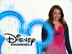 Disney Channel ID - Miley Cyrus from Hannah Montana and Miley Cyrus- Best of Both Worlds Concert (2008)