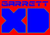 Garrett XD logo
