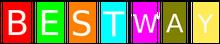 Bestway logo 1995