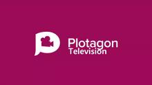 Plotagon Television logo (2017-present)