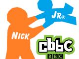 Nick Jr. on CBBC