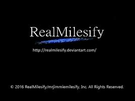 RealMilesify Logo (June 25, 2016, Prototype)