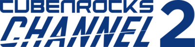 CubenRocks Channel 2 2018 logo