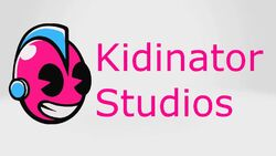Kidinator Studios Logo - The New Face of Kidbot, Kidinator Robot IIII, Kidbot IIII, That Was Quite Awesome!