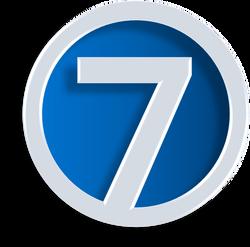 TV7 Sentan logo 1996 alt