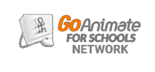 GoAnimate for Schools Network logo (2015-present)