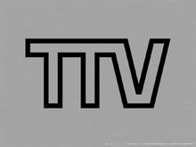 TTV ident 1957 B&W