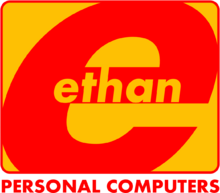 2002 Ethan Personal Computers Logo