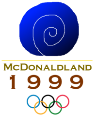 McDonaldland 1999 Olympics