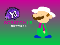 YTV on Scratch U8 Network logo