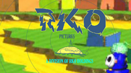 RKO Pictures special logo from Yoshi's Story (1998)