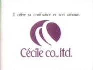 Cecile TVC 1984