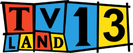 WTVL TV Land 13 logo 1996