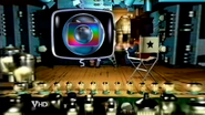 Nick at nite sign on bumper spoof from this hour has america's 22 minutes - Globo 1992