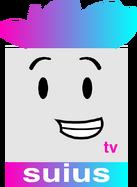Suius TV's current logo