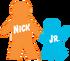 Old Nick Jr logo
