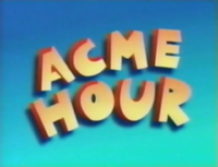 The Acme Hour 2001