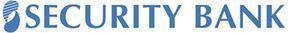 Security bank old logo 1995