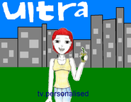 Ultra Teenage Girl Ident 2004