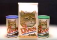 9 Lives Tender Meals (1985)