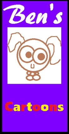 Ben's Cartoons logo